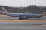 神宮寺ももさんが、成田国際空港で撮影した中国国際航空 A330-343Xの航空フォト(写真)