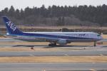 神宮寺ももさんが、成田国際空港で撮影したエアージャパン 767-381/ERの航空フォト(写真)
