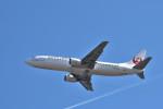 we love kixさんが、関西国際空港で撮影した日本トランスオーシャン航空 737-446の航空フォト(写真)