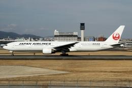 RJFT Spotterさんが、伊丹空港で撮影した日本航空 777-346の航空フォト(写真)