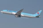 Double_Hさんが、金浦国際空港で撮影した大韓航空 787-9の航空フォト(写真)