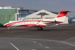 VICTER8929さんが、羽田空港で撮影したプライベートエア G-V-SP Gulfstream G550の航空フォト(写真)