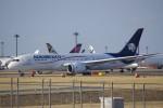 chappyさんが、成田国際空港で撮影したアエロメヒコ航空 787-8 Dreamlinerの航空フォト(写真)