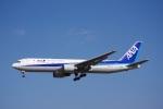 chappyさんが、成田国際空港で撮影した全日空 767-381/ERの航空フォト(写真)