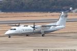 tabi0329さんが、長崎空港で撮影した国土交通省 航空局 DHC-8-315Q Dash 8の航空フォト(写真)