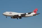 EXIA01さんが、成田国際空港で撮影した日本航空 747-446の航空フォト(写真)