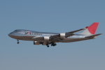 EXIA01さんが、成田国際空港で撮影した日本航空 747-446F/SCDの航空フォト(写真)