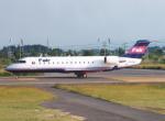 プルシアンブルーさんが、仙台空港で撮影したフェアリンク CL-600-2B19 Regional Jet CRJ-100LRの航空フォト(写真)