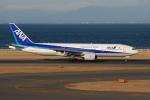 きんめいさんが、中部国際空港で撮影した全日空 777-281の航空フォト(写真)