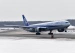 バーダーさんさんが、新千歳空港で撮影した全日空 777-381の航空フォト(写真)