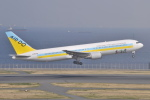 Orange linerさんが、羽田空港で撮影したAIR DO 767-381の航空フォト(写真)