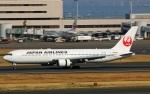 Wasawasa-isaoさんが、羽田空港で撮影した日本航空 767-346/ERの航空フォト(写真)