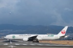 HK Express43さんが、伊丹空港で撮影した日本航空 777-346/ERの航空フォト(写真)
