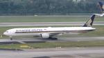 誘喜さんが、シンガポール・チャンギ国際空港で撮影したシンガポール航空 777-312の航空フォト(写真)