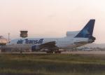 プルシアンブルーさんが、仙台空港で撮影したエア・トランザット L-1011-385-3 TriStar 500の航空フォト(写真)