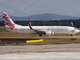 ken1☆MYJさんが、メルボルン空港で撮影したヴァージン・オーストラリア 737-8FEの航空フォト(写真)