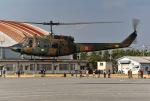 はるかのパパさんが、木更津飛行場で撮影した陸上自衛隊 UH-1Jの航空フォト(写真)