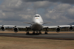 EXIA01さんが、鹿児島空港で撮影した全日空 747SR-81の航空フォト(写真)