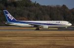 だいまる。さんが、岡山空港で撮影した全日空 767-381の航空フォト(写真)