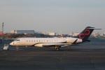 VIPERさんが、羽田空港で撮影したZettaJet BD-700-1A10 Global 6000の航空フォト(写真)