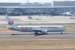ぽん太さんが、羽田空港で撮影した日本航空 767-346/ERの航空フォト(写真)