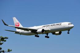 saoya_saodakeさんが、成田国際空港で撮影した日本航空 767-346/ERの航空フォト(写真)