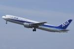 K.787.Nさんが、福岡空港で撮影した全日空 767-381/ERの航空フォト(写真)