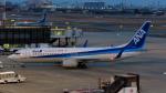 誘喜さんが、伊丹空港で撮影した全日空 737-881の航空フォト(写真)