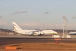 TAOTAOさんが、中部国際空港で撮影したアントノフ・エアラインズ An-124 Ruslanの航空フォト(写真)