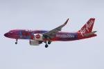 ★azusa★さんが、シンガポール・チャンギ国際空港で撮影したエアアジア A320-251Nの航空フォト(写真)