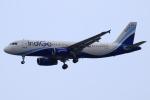 ★azusa★さんが、シンガポール・チャンギ国際空港で撮影したインディゴ A320-232の航空フォト(写真)