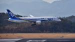 オキシドールさんが、広島空港で撮影した全日空 787-881の航空フォト(写真)