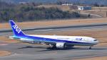 オキシドールさんが、広島空港で撮影した全日空 777-281の航空フォト(写真)