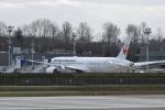 romyさんが、ペインフィールド空港で撮影した日本航空 787-9の航空フォト(写真)