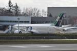 romyさんが、ペインフィールド空港で撮影したサウジアラビア航空 787-9の航空フォト(写真)