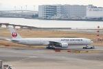 ぽん太さんが、羽田空港で撮影した日本航空 777-346/ERの航空フォト(写真)