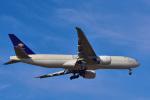パンダさんが、成田国際空港で撮影したサウディア 777-FFGの航空フォト(写真)