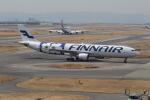 PW4090さんが、関西国際空港で撮影したフィンエアー A330-302Xの航空フォト(写真)