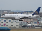 今ちゃんさんが、福岡空港で撮影したユナイテッド航空 737-724の航空フォト(写真)