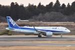 B747‐400さんが、成田国際空港で撮影した全日空 A320-271Nの航空フォト(写真)