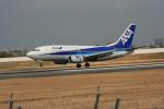 KIX大好きさんが、伊丹空港で撮影したANAウイングス 737-54Kの航空フォト(写真)