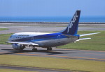 動物村猫君さんが、大分空港で撮影したエアーニッポン 737-54Kの航空フォト(写真)