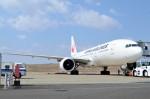 FKSさんが、福島空港で撮影した日本航空 777-246/ERの航空フォト(写真)