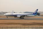 Shiro_ichiganさんが、伊丹空港で撮影した全日空 777-281/ERの航空フォト(写真)