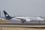 B747‐400さんが、成田国際空港で撮影したアエロメヒコ航空 787-8 Dreamlinerの航空フォト(写真)
