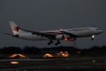 木人さんが、成田国際空港で撮影したマレーシア航空 A330-323Xの航空フォト(写真)