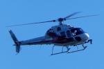 kaeru6006さんが、東京ヘリポートで撮影した朝日航洋 AS355F2 Ecureuil 2の航空フォト(写真)