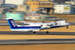 suu451さんが、伊丹空港で撮影したANAウイングス DHC-8-402Q Dash 8の航空フォト(写真)