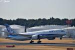 吉田高士さんが、成田国際空港で撮影した全日空 787-881の航空フォト(写真)