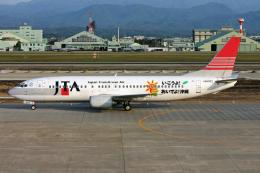 Echo-Kiloさんが、小松空港で撮影した日本トランスオーシャン航空 737-429の航空フォト(写真)